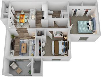 Go to Paros Floorplan page.