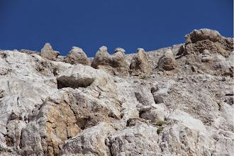 Photo: i segnali delle Rocce di Cima Selvata