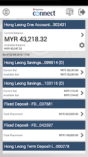 Hong Leong Connect Malaysia- screenshot thumbnail