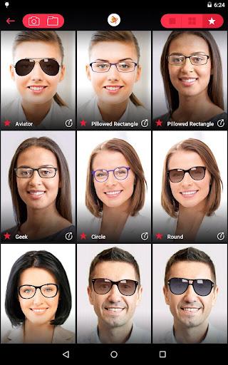 Glassify - TryOn Glasses  screenshots 10