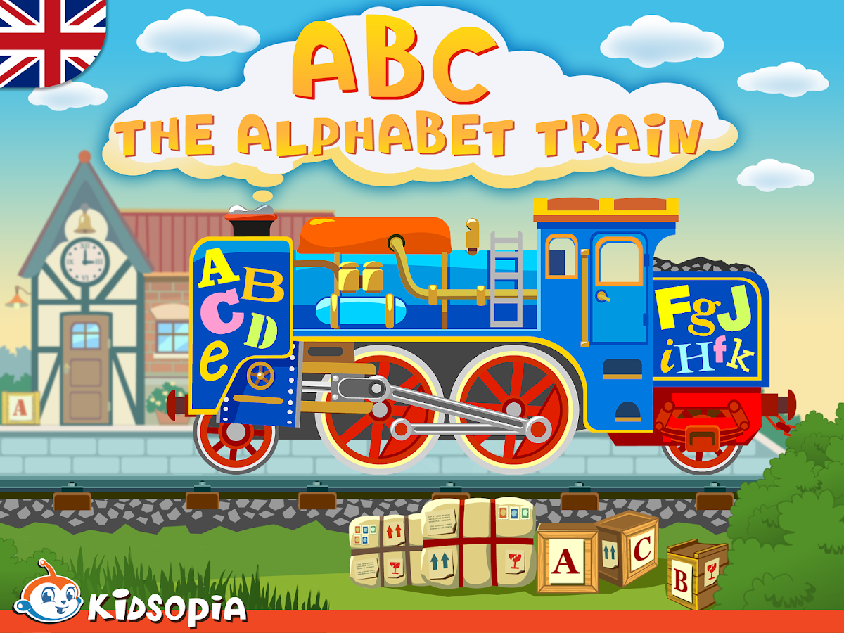 ABC The Alphabet Train- screenshot