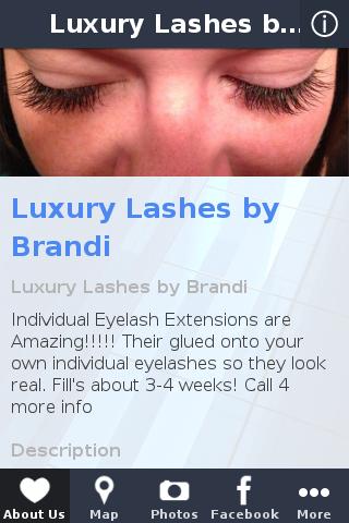 Luxury Lashes by Brandi