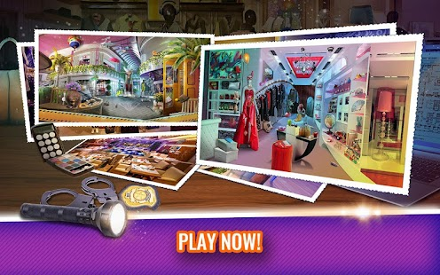 Fashion Shop Hidden Object Game - Shopping Mall - náhled