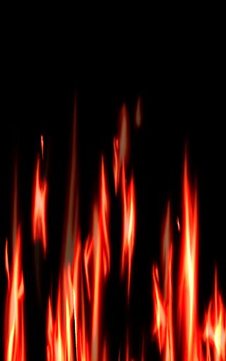 Flames Live Wallpaper screenshot 6