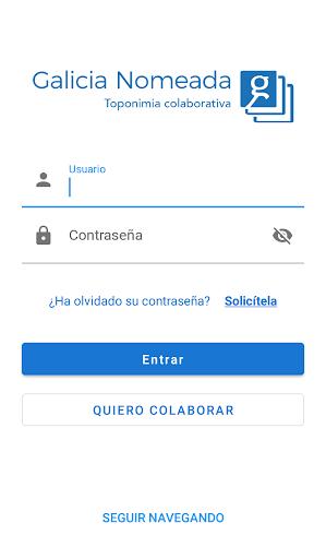 Galicia Nomeada screenshot 2
