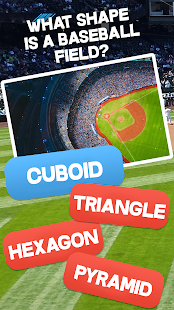 Baseball Quiz Games - USA Baseball Trivia Game - náhled