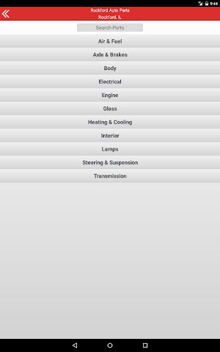 玩免費遊戲APP|下載Rockford Auto Parts app不用錢|硬是要APP