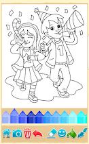 Coloring Pages - screenshot thumbnail 12
