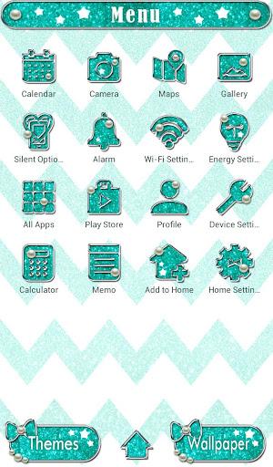 Cute Wallpaper Mint Glitter 1.0.0 Windows u7528 2