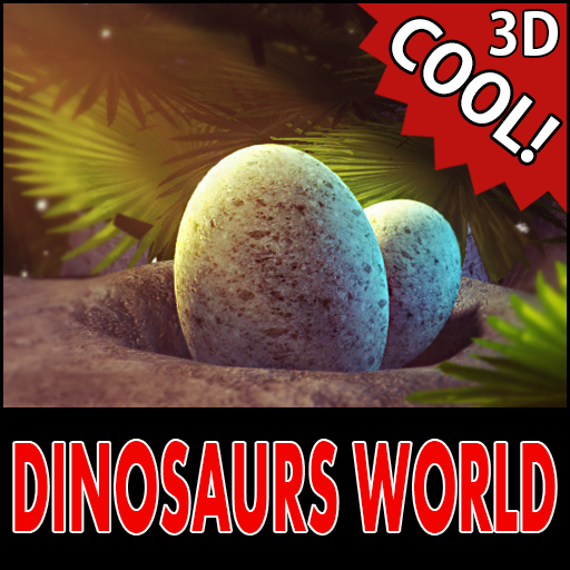 Dinosaurs World icon