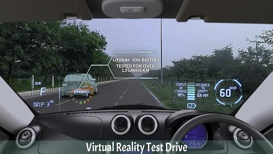 Mahindra e2o Plus VR - náhled