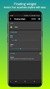 Screen Lock Pro - The Power button saver Screenshot