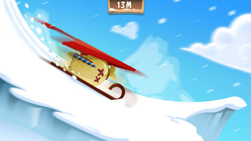 Learn 2 Fly: Brave penguin games, icy adventure🧊 apklade screenshots 2