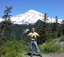 Photo: Conquer Mt Rainier