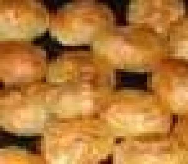 Savory Cheese Puffs- Mom's Recipe