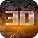 3D Parallax Background icon