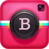 Betty camera-filters& stickers