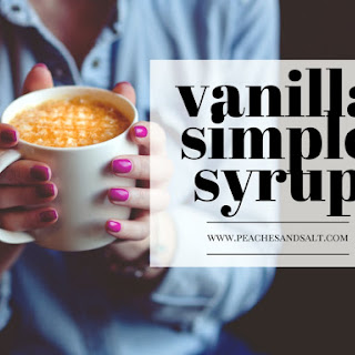 Simple Syrup Vanilla Extract Recipes