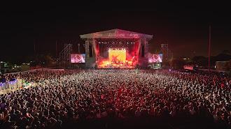 Más de 12.000 personas se reunieron el sábado en un evento que ya es un imprescindible del verano almeriense (Foto: Jaime Walfisch).