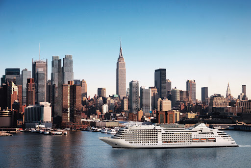Take a fall cruise on Silver Muse from New York to Montreal.