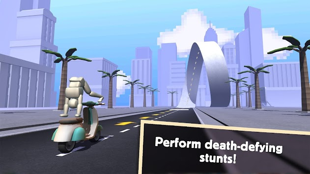 Turbo Dismount™ apk screenshot
