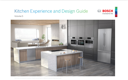 Bosch Kitchen Design Guide By Bsh Home Appliances Corporation