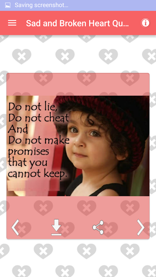 Sad Broken Heart Quotes Images - Android Apps on Google Play
