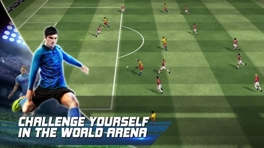 Real Football MOD APK (Unlimited Money & Gold) 10