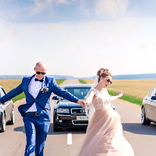 Wedding photographer Yuliya Dudina (dydinahappy). Photo of 27.09.2018