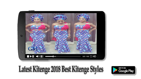 Latest Kitenge 2018 Best Kitenge Styles - náhled