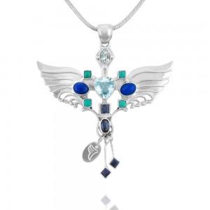 archangel michael necklace