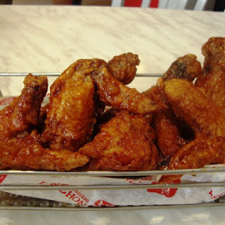 BonChon-Style Soy Garlic Wings