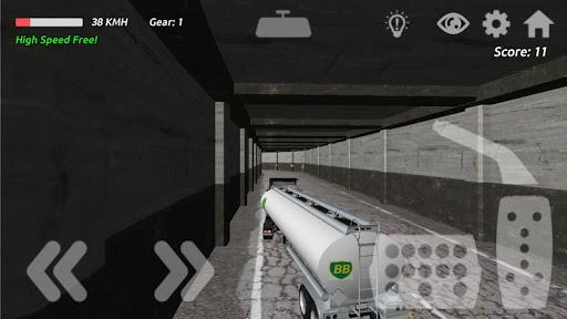 TIR Simülasyonu Yarış II 3D