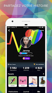 LGBT+ Amino en Français - náhled