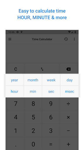 Time Calculator: Hours Work & Time Between 3.98 androidtablet.us 2