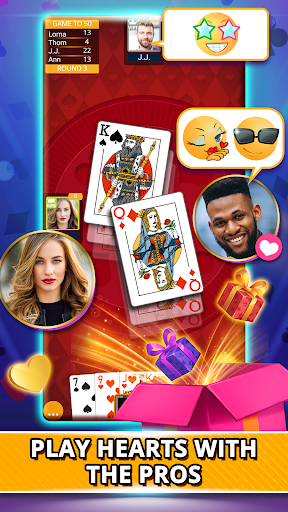VIP Games: Hearts, Rummy, Yatzy, Dominoes, Crazy 8 android2mod screenshots 4