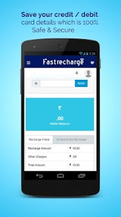 Fast recharge- Mobile Recharge- screenshot thumbnail