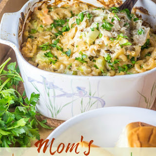 Tuna Casserole Without Cream Of Mushroom Recipes