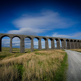 Ribblehead railway Viaduct by Mike Crompton - Landscapes Travel
