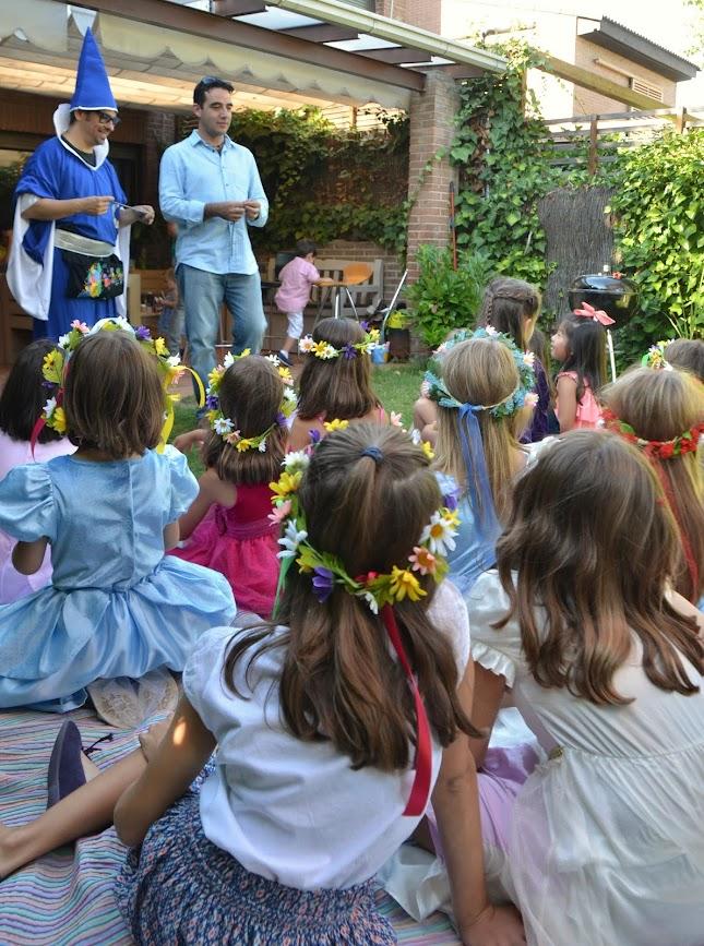 mago en fiestas infantiles en Madrid, alfonso V