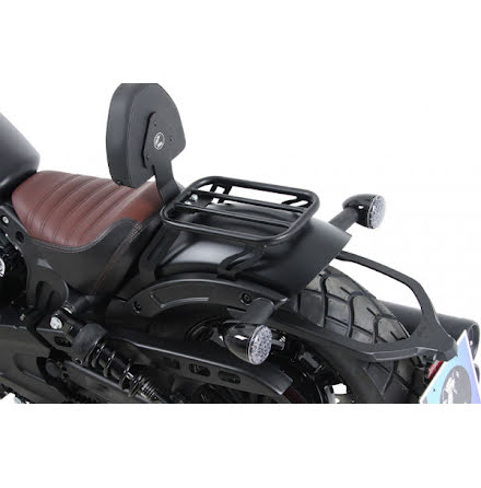 HEPCO & BECKER Driver backrest with Scout Bobber upholstery from 2017 onwards