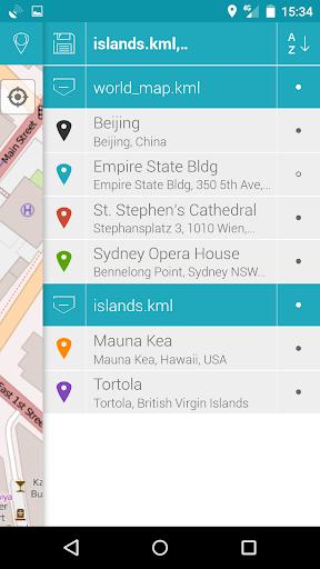 Download MAPinr-KML/KMZ/WMS/GPX/OFFLINE Google Play