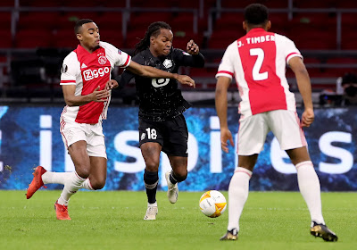 L'Ajax a décidé de troller Lille après sa victoire en Europa League