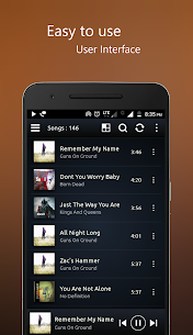 PowerAudio Pro Music Player Mod 8.0.6 Apk [Unlocked] 3