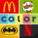 Colormania Game 2020: Guess the Color & Logo Quiz icon