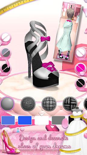 Wedding Dress Maker and Shoe Designer Games 4.2.0 screenshots 3