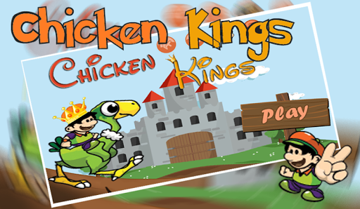 Chicken Kings Castle Empire