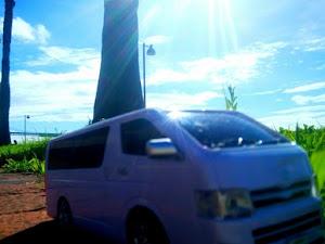 ハイエースバン TRH200Vのカスタム事例画像 シュナ 🐾🐶🐾CT2期生さんの2020年08月15日04:01の投稿