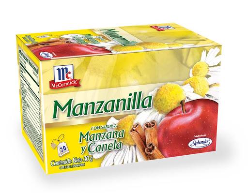 Te Manzanilla Mc Cormick Manzana Y Canela 20Und