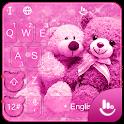 Lovely Bear Keyboard Theme icon